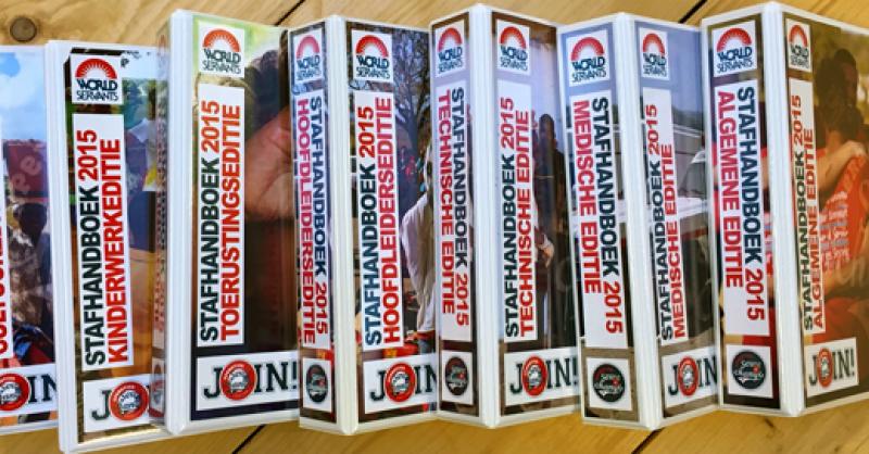 Stafhandboeken 2015 klaar