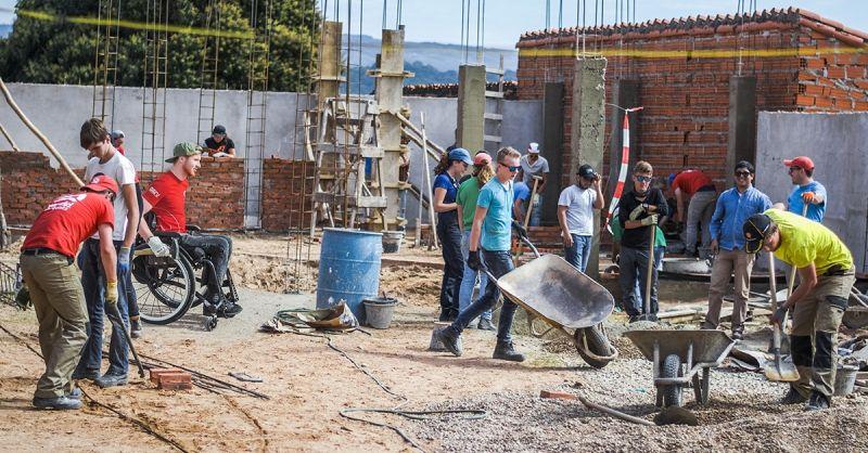 Onbeperkt bouwen aan verandering in Bolivia