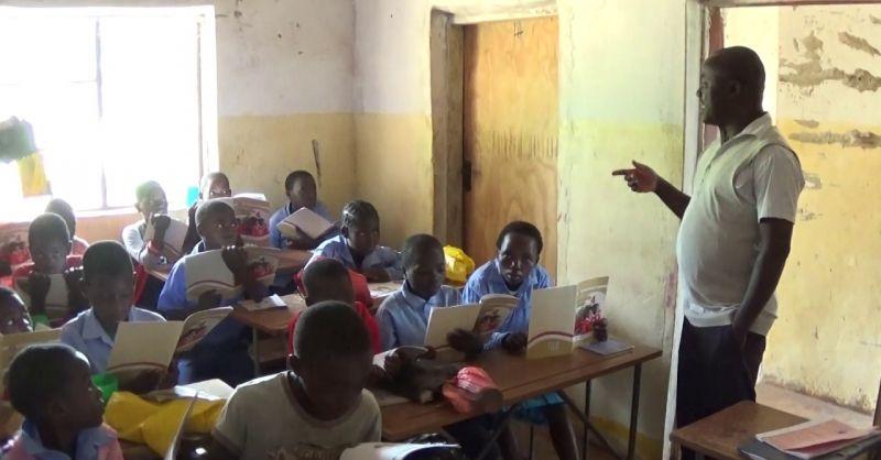 Een huis als klaslokaal is veel te klein