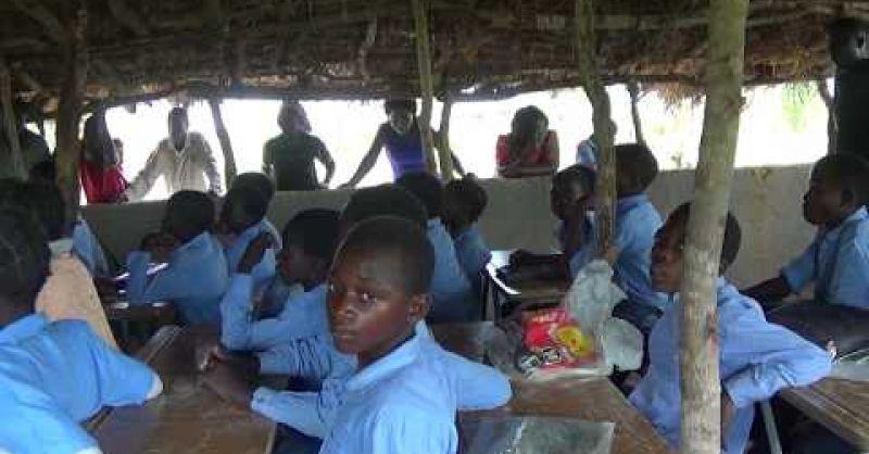 Mtewle heeft nieuwe klaslokalen nodig!
