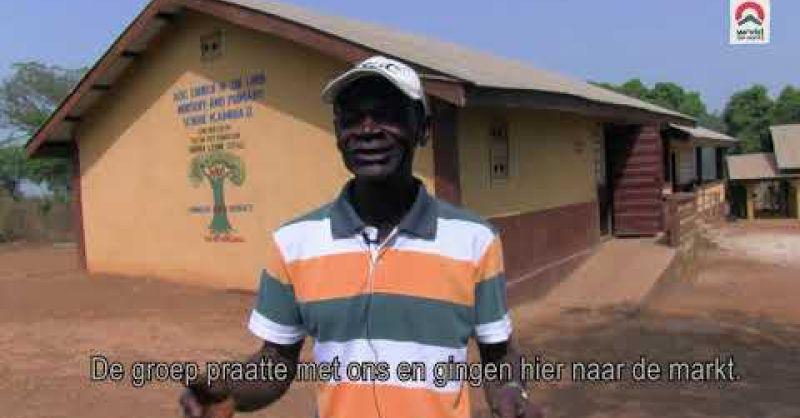 Hoe is het in Kambia, Sierra Leone?