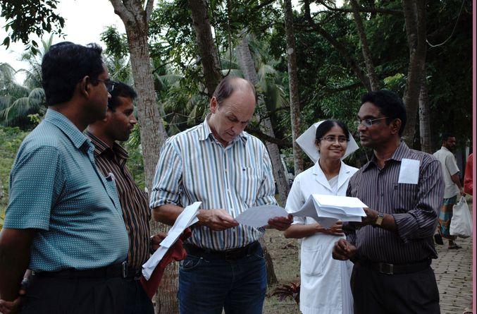 Thumbnail Een bezoek aan Bangladesh; mogelijk een nieuw projectland