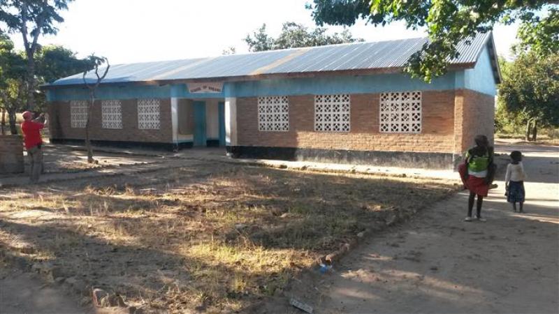 Klaslokaal - voorzijde