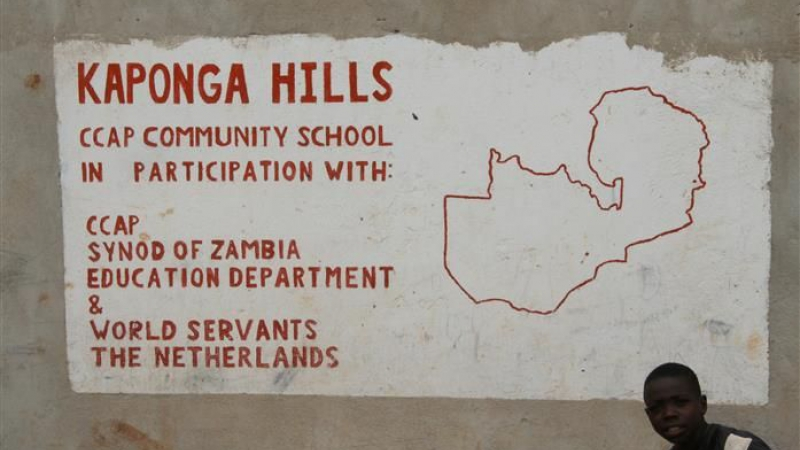 Kaponga Hills Community School