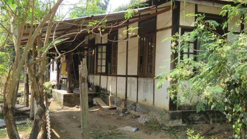 Huidige huizen voor medisch personeel