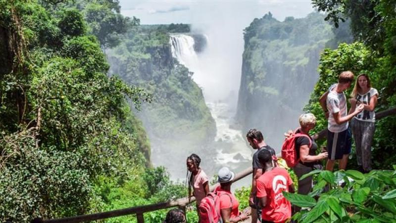 Zimbabwe op z'n best!