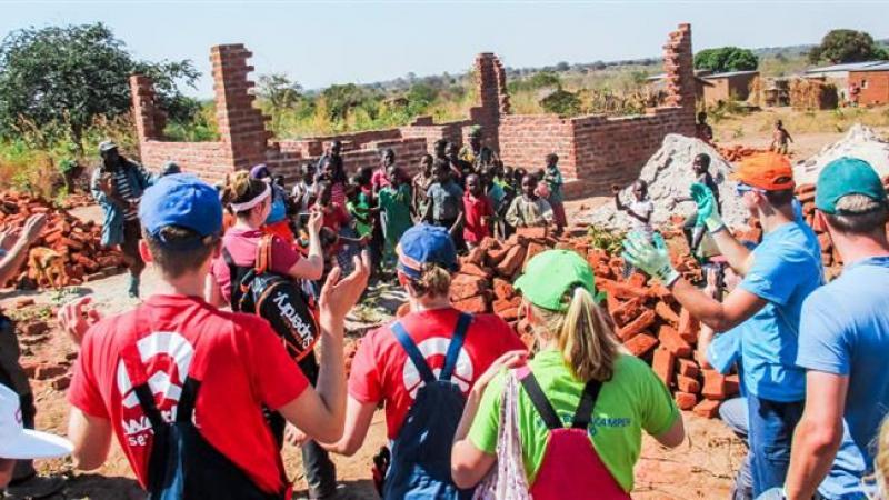 Kleurrijk Zambia!