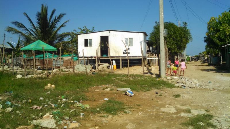 Huizen in de buurt van school (1)