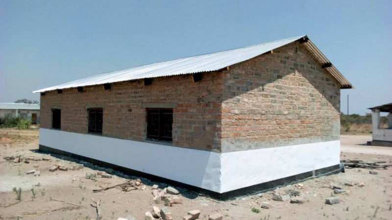 Nambo - progress on clinic extension