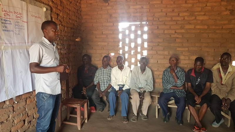 Het SIP heeft ook de aandacht van de oudere dorpsbewoners