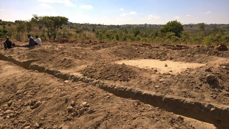 Aan de slag met het leggen van het fundament