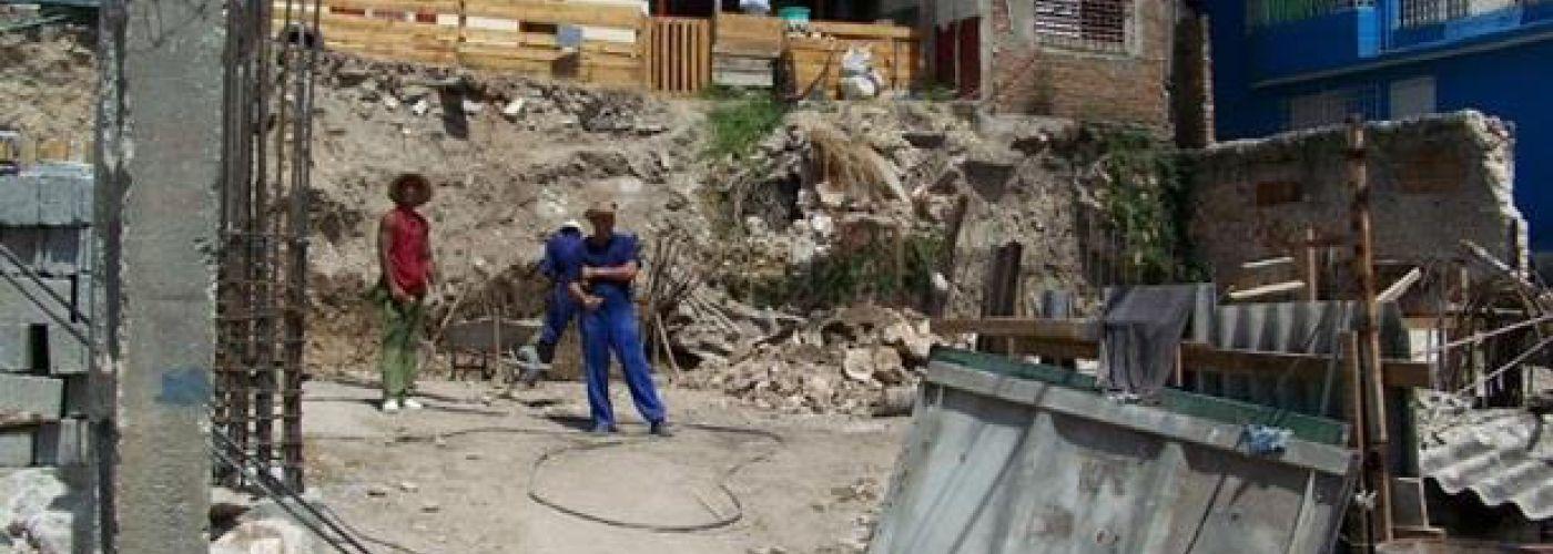 Implementation CU114 - building site