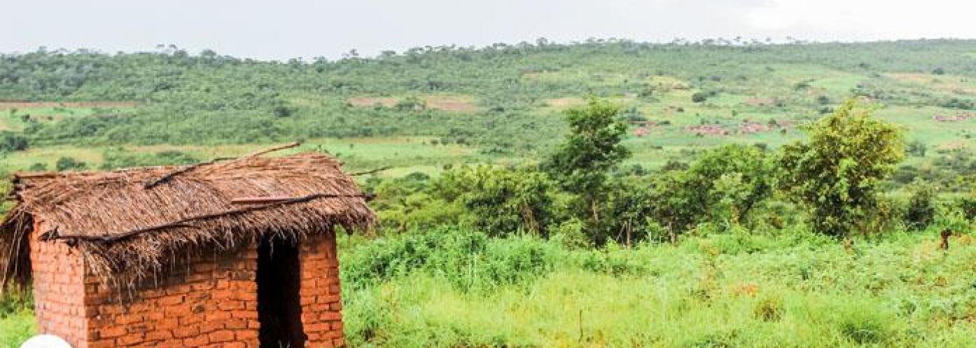 Woning in de omgeving van project