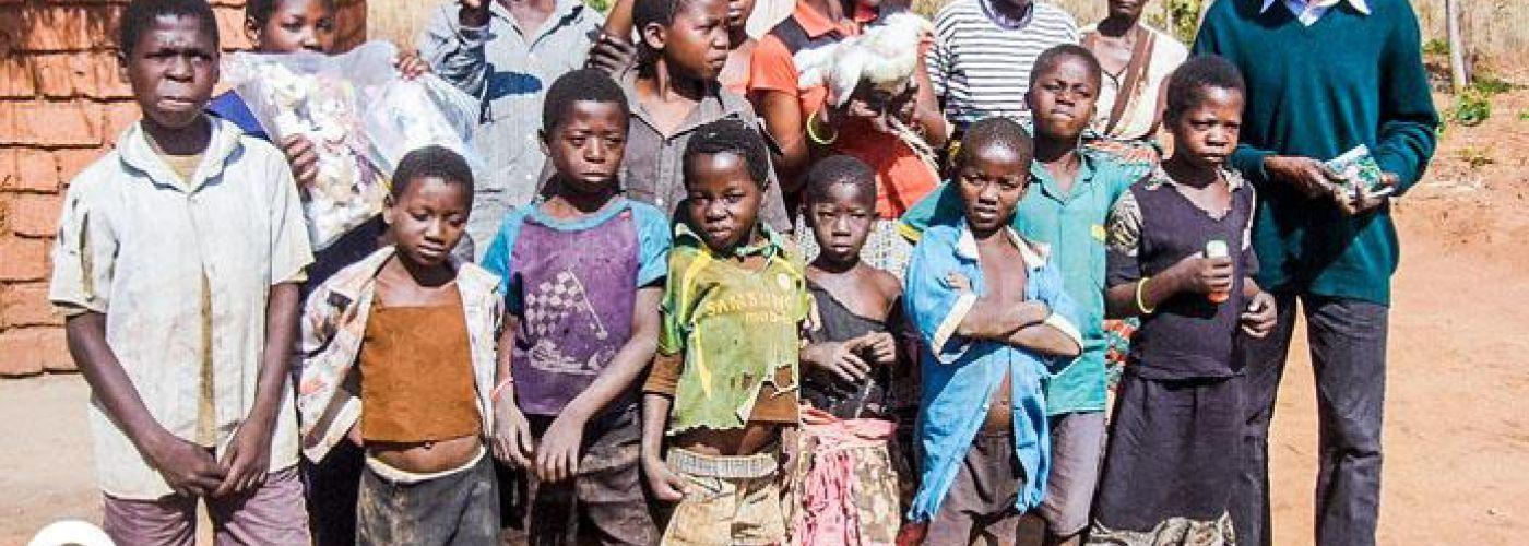Malawiaanse familie