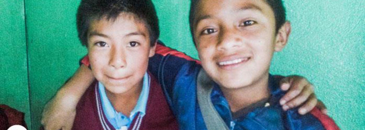 Kinderen in Ostuncalco