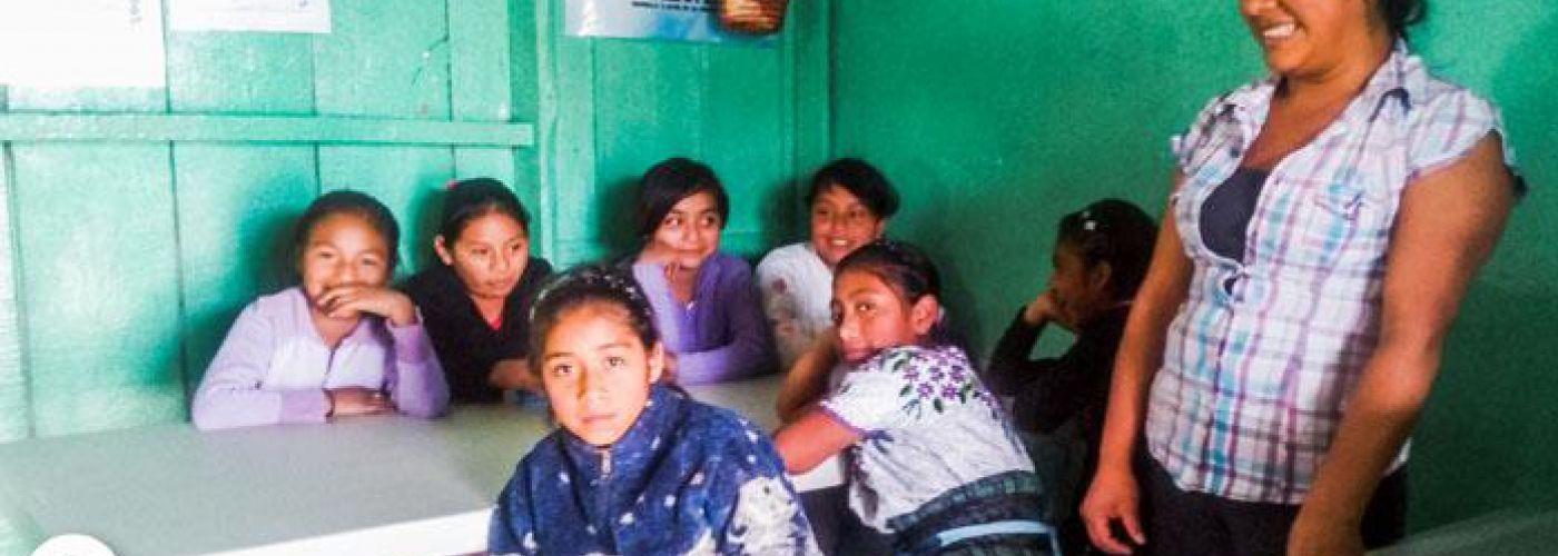 Kinderen in de oude school