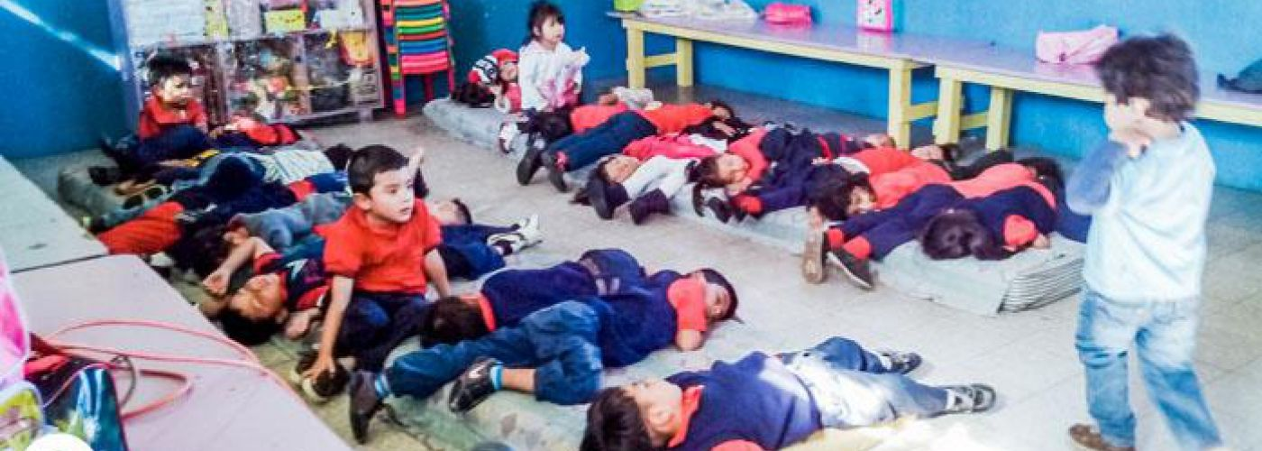 Slapende kinderen
