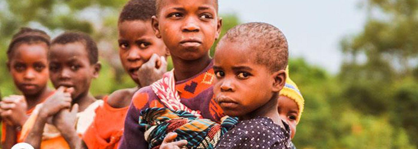 Kinderen in Mtelwe