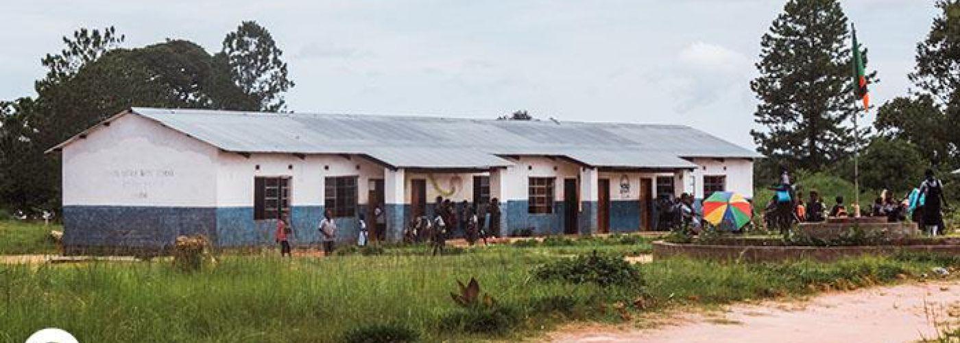 Basis school in Miloso - project ZA104