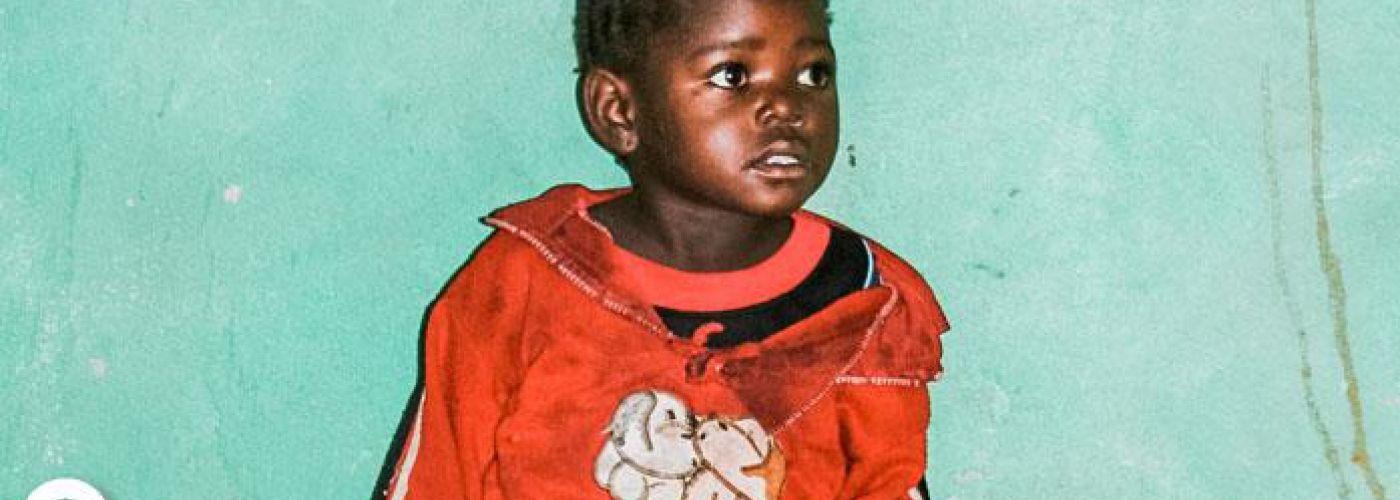 Zambiaans meisje