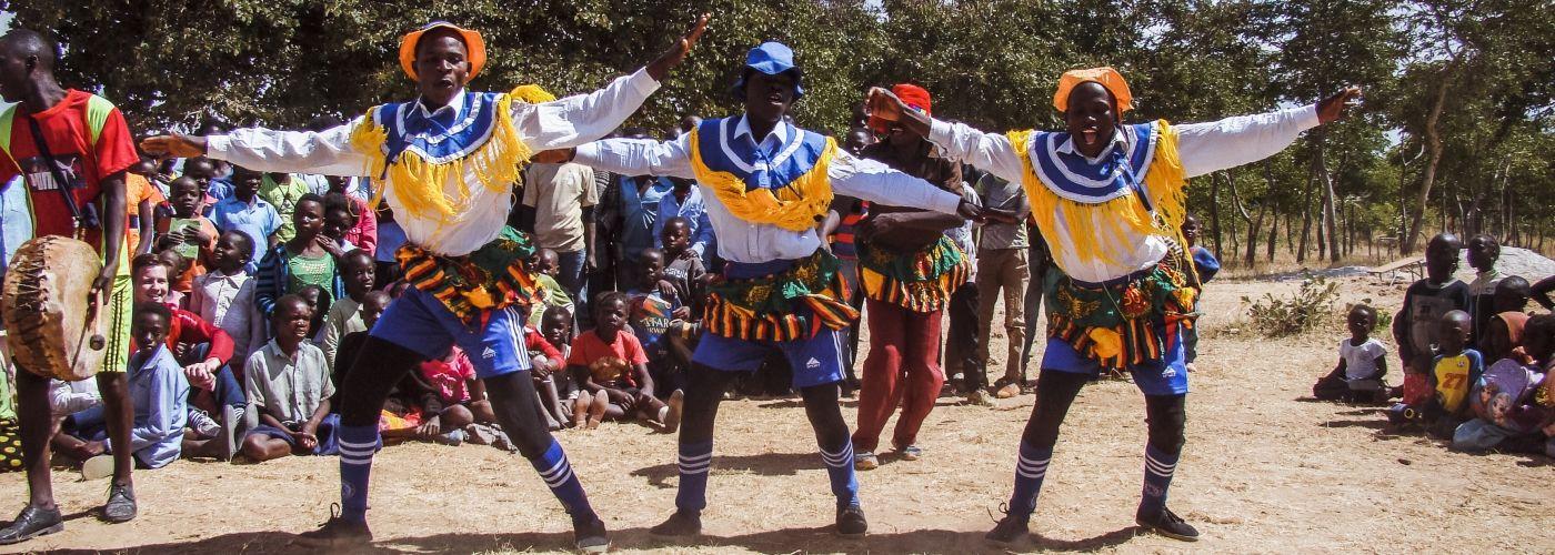 Zambiaanse dans