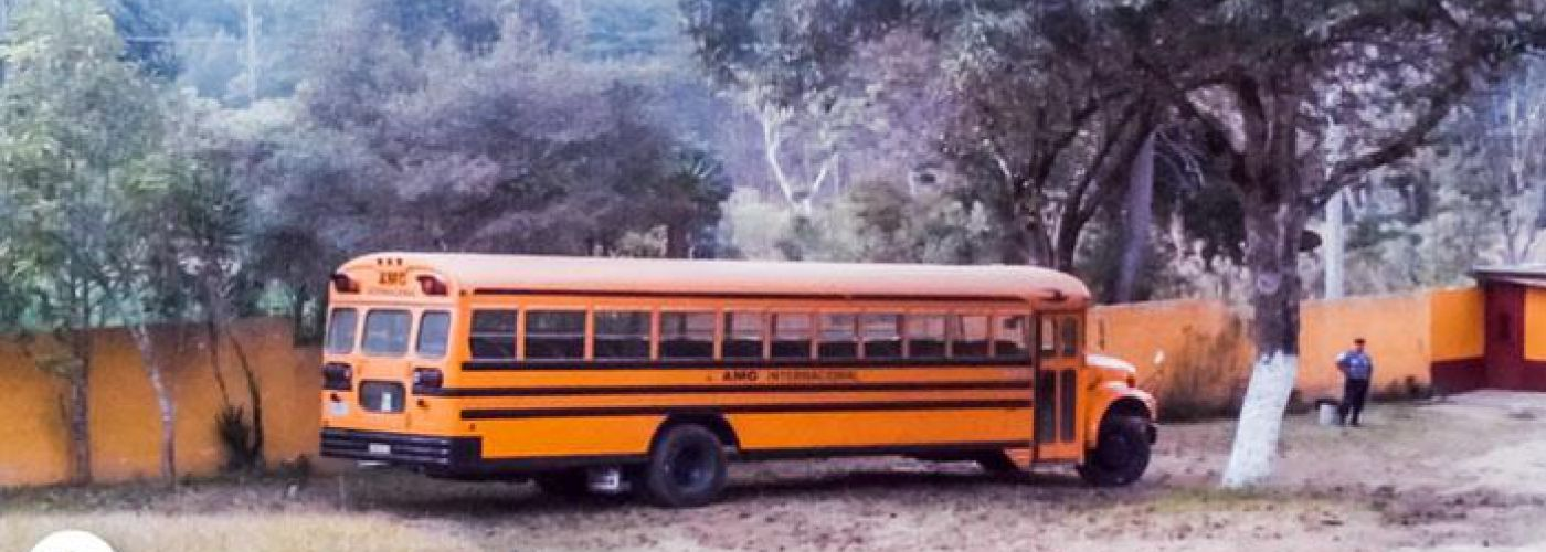 Schoolbus van AMG