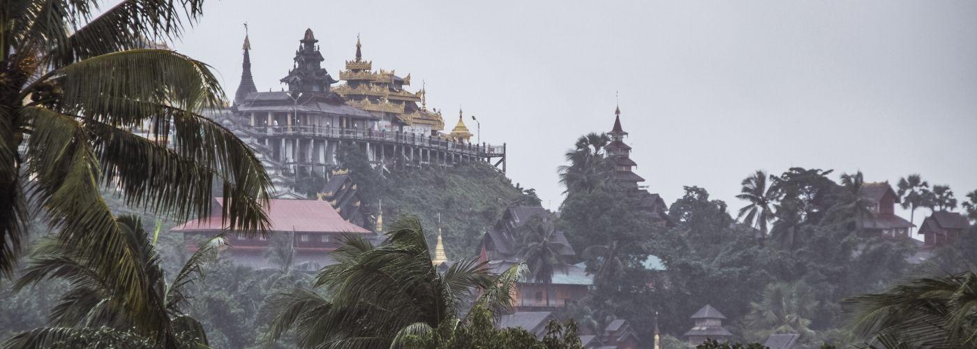 Overal tempels
