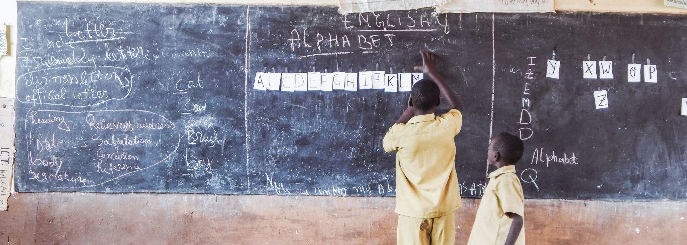 Onderwijs is toekomst