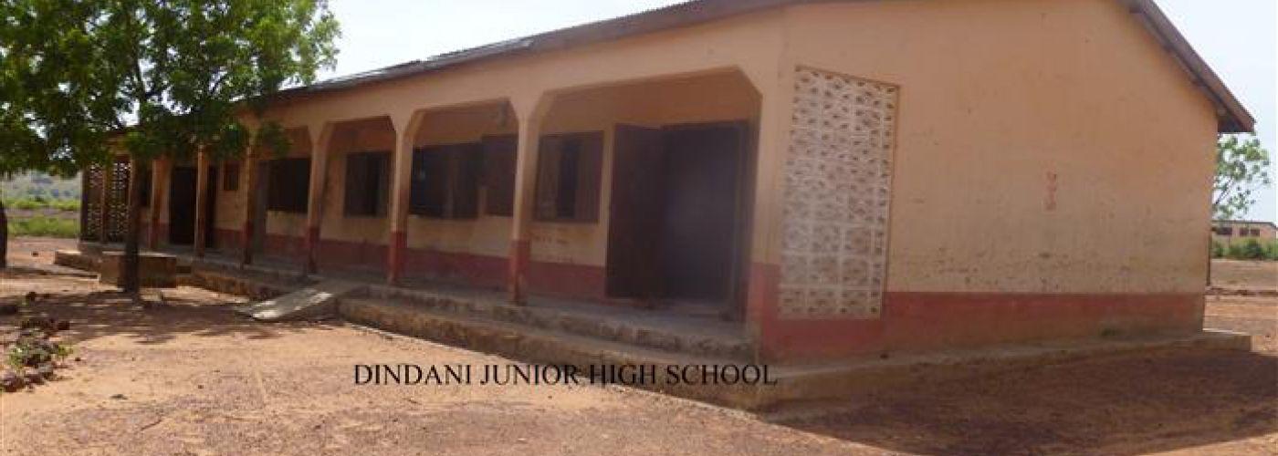 Huidige schoolgebouw