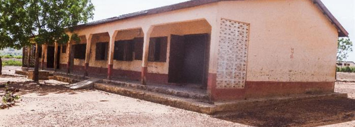 De bestaande school
