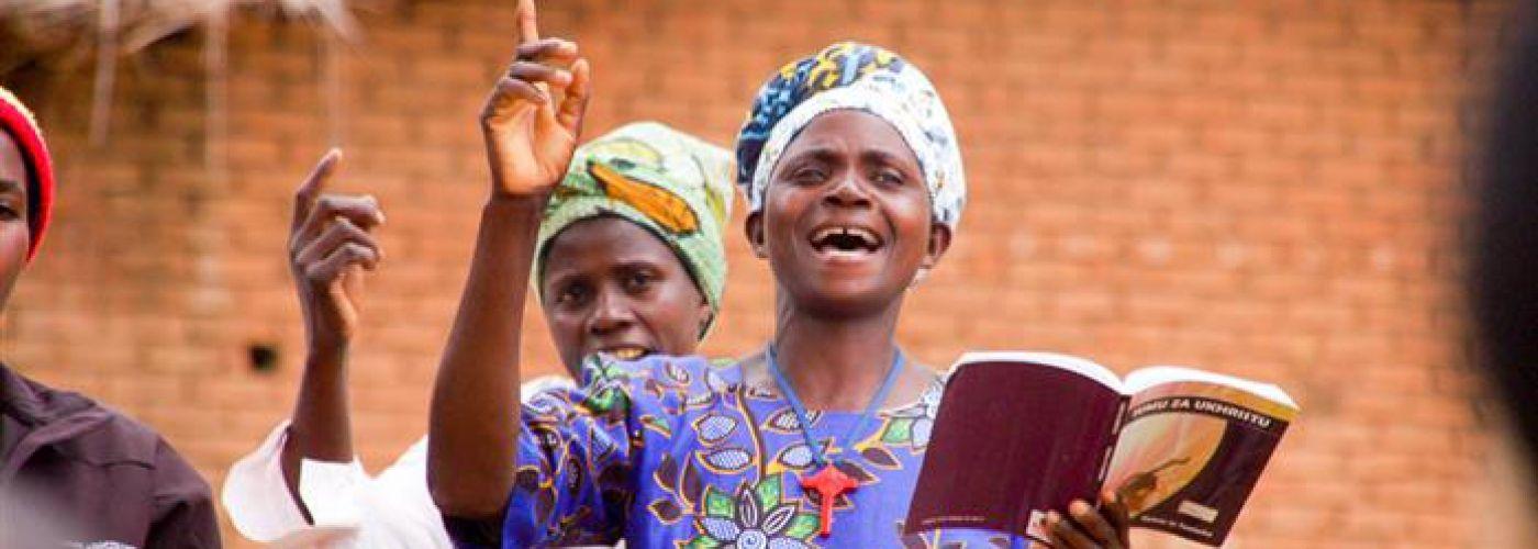 Kerkdiensten zoals je nog nooit hebt meegemaakt: uren feest!