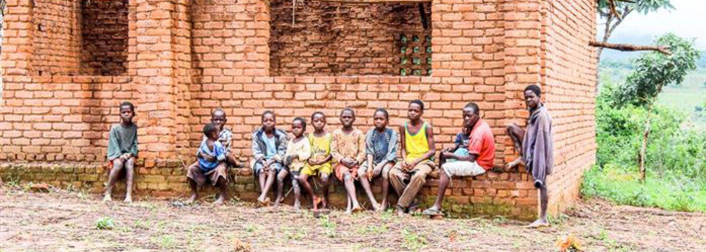 De bestaande school van Mkumbanjara