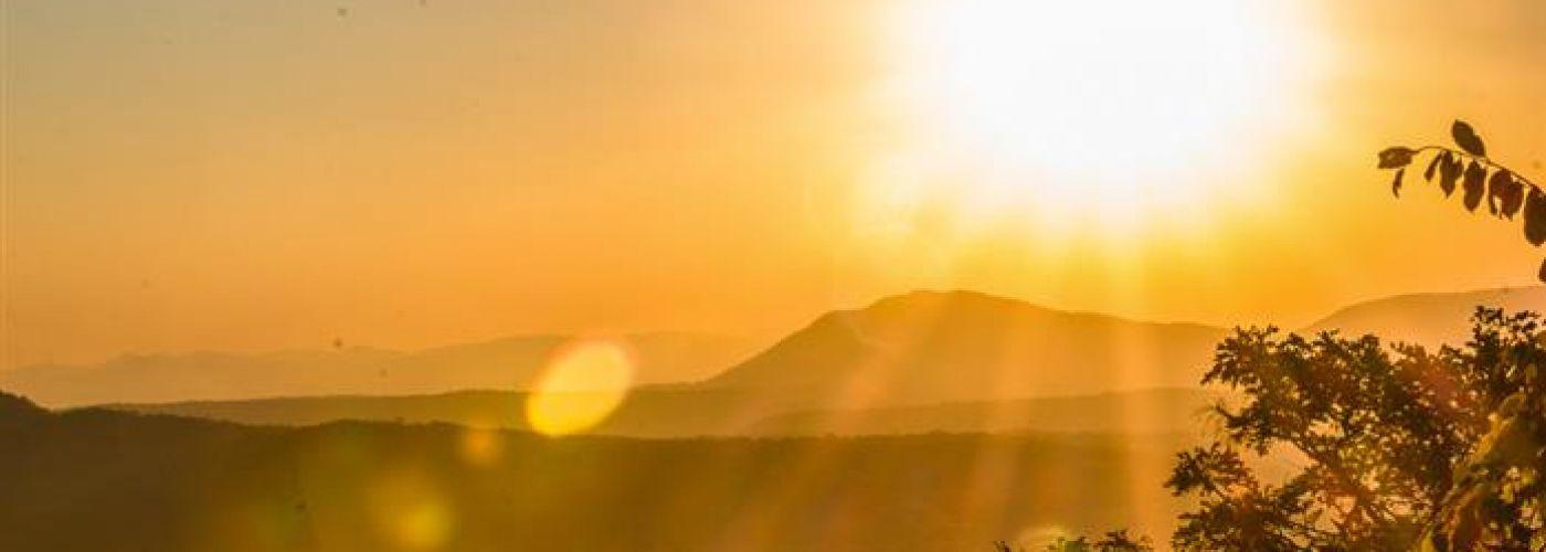 Laat jij je verblinden door de Zambiaanse zon?