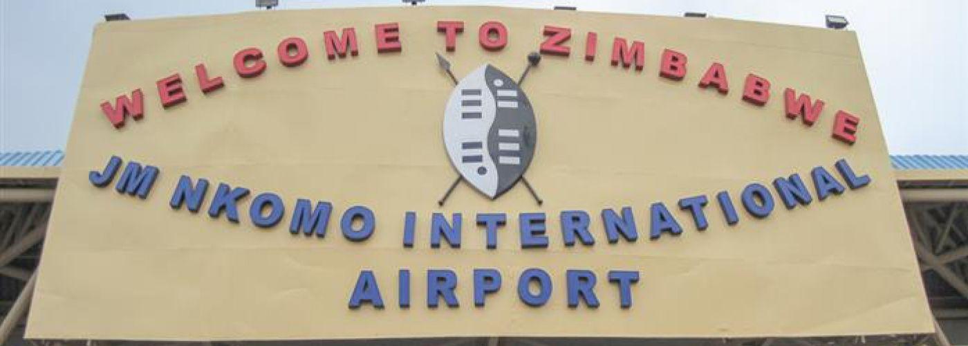 Een warm welkom in Zimbabwe