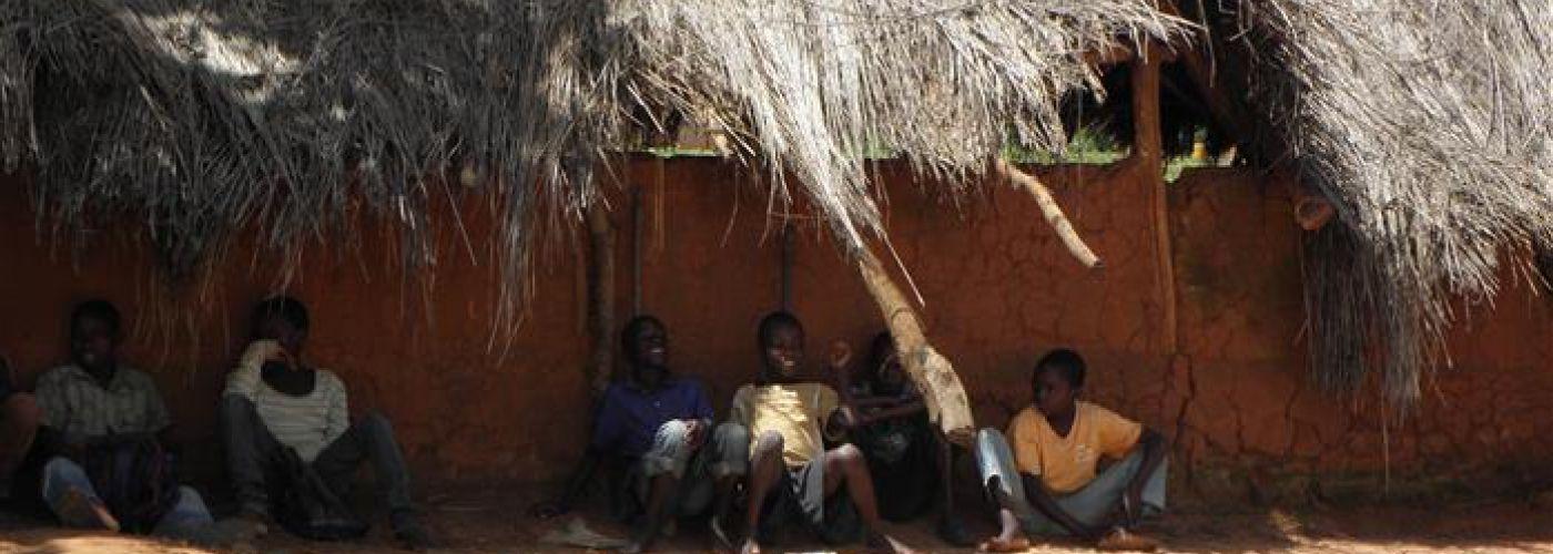 Kinderen voor oude klaslokalen