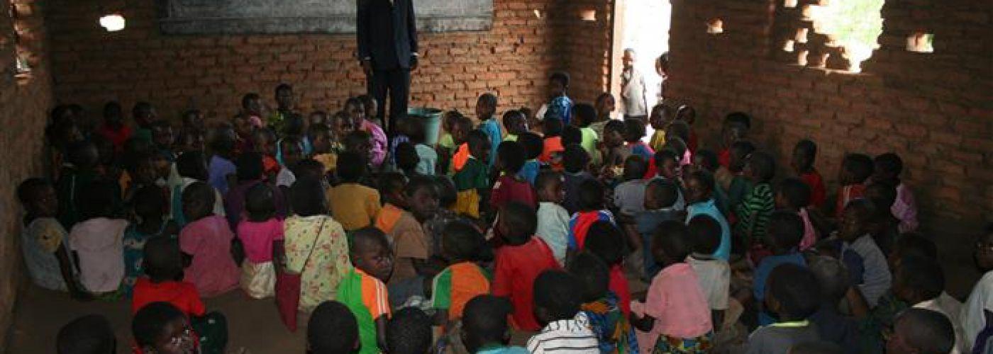 Huidige klaslokaal
