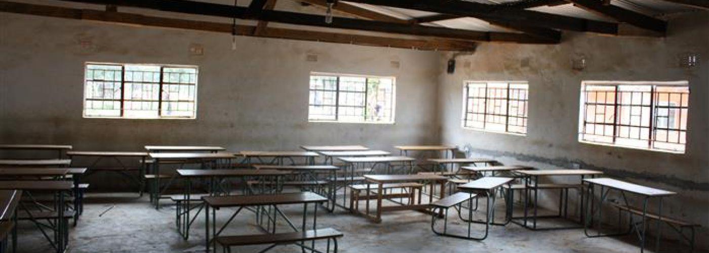 Binnenkant school