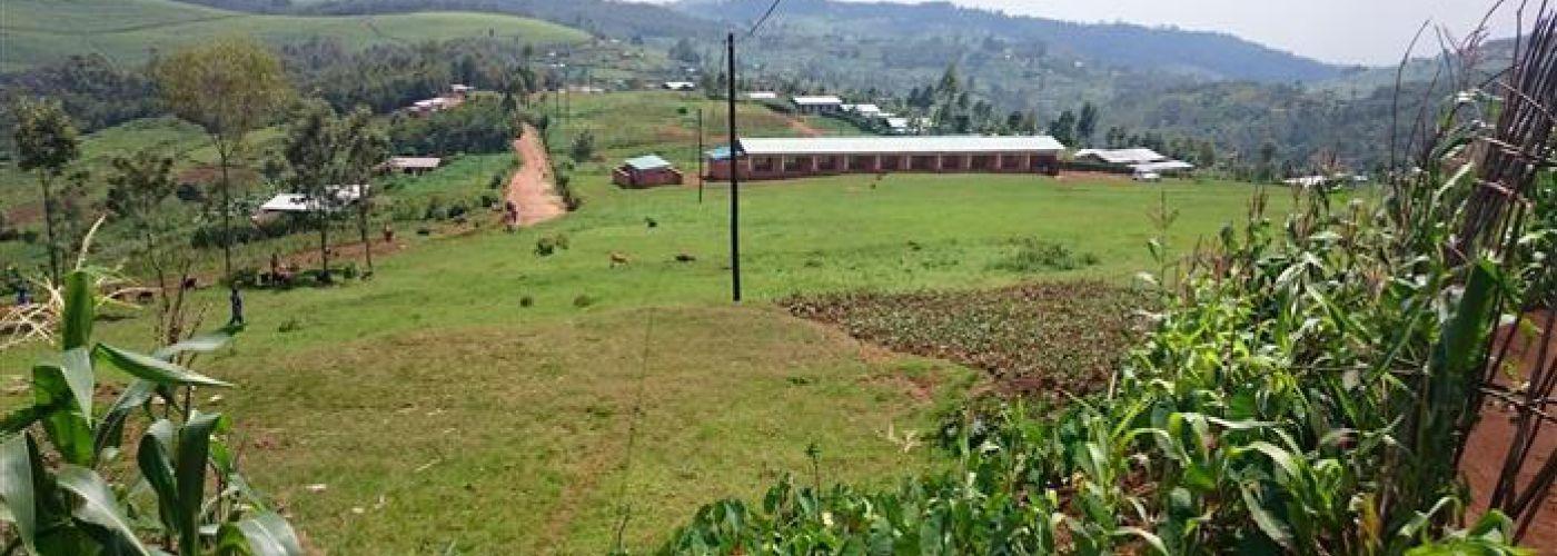 Locatie van nieuwe klaslokalen