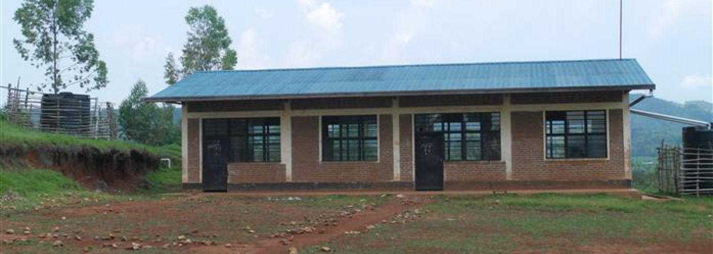 Een vergelijkbare kleuterschool