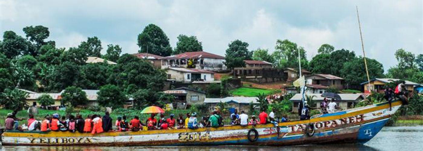 Sierra Leone op z'n mooist