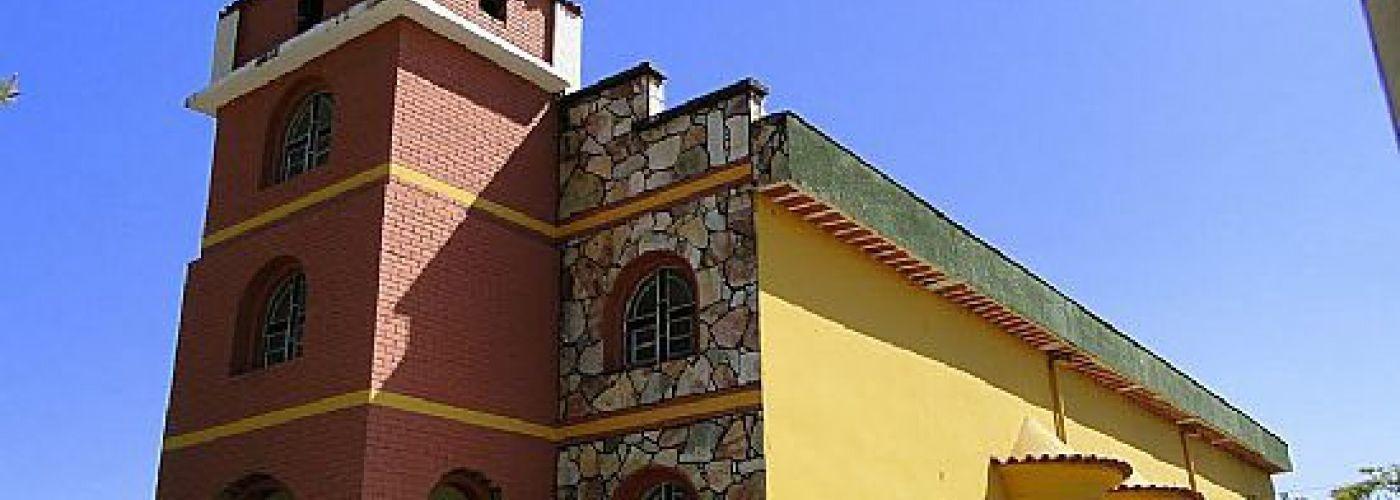 Kerk in Prudente de Morais