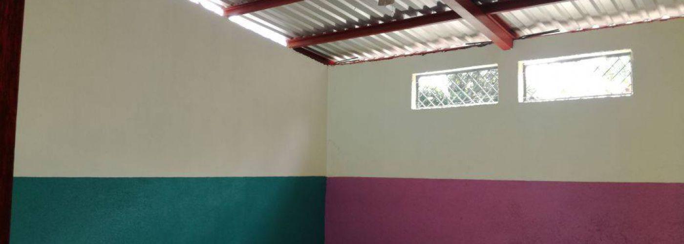 Kleurrijke muren!