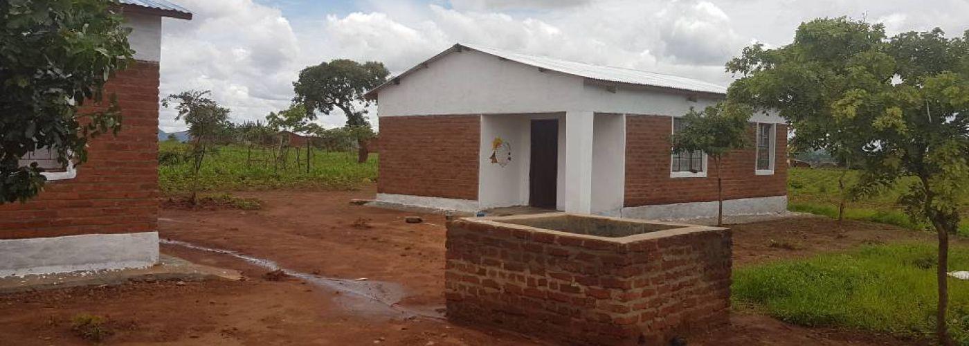 De nieuwe lerarenwoningen
