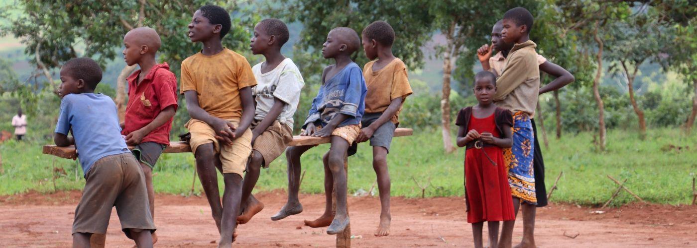 Kids uit Rukuru