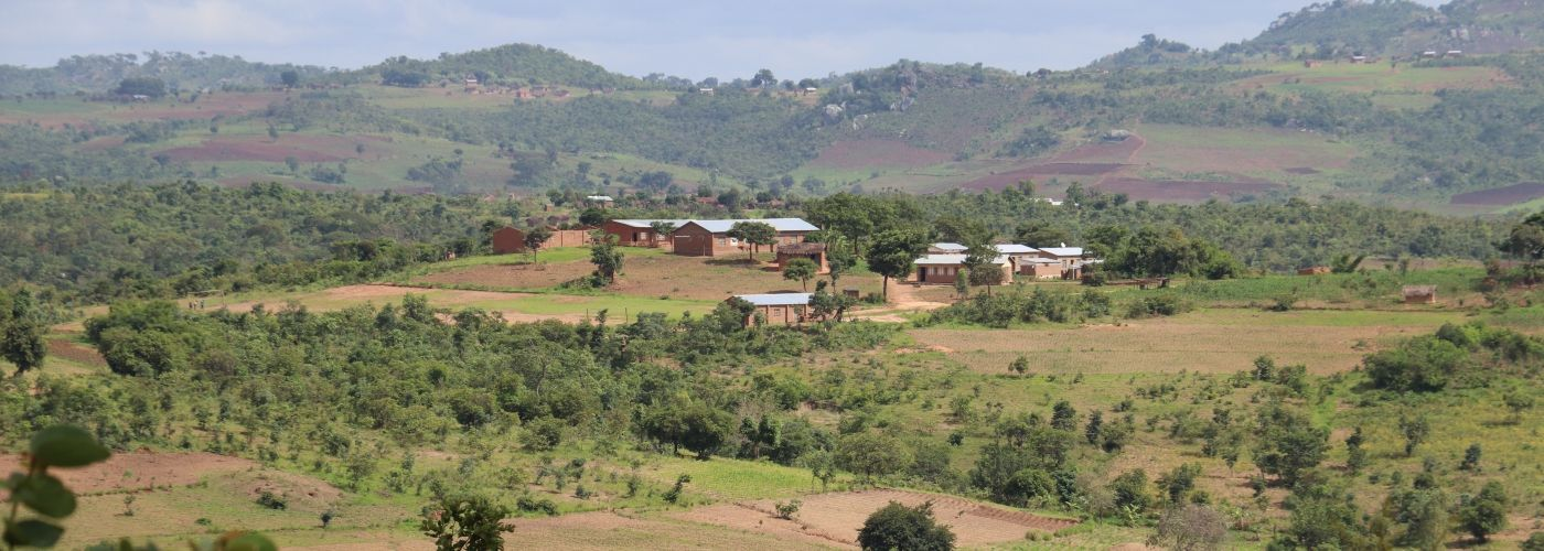Uitkijkend op Mkumbanjara