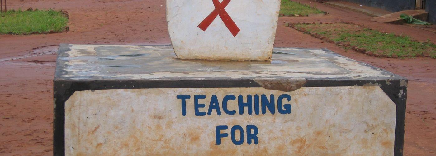 Het motto van de school