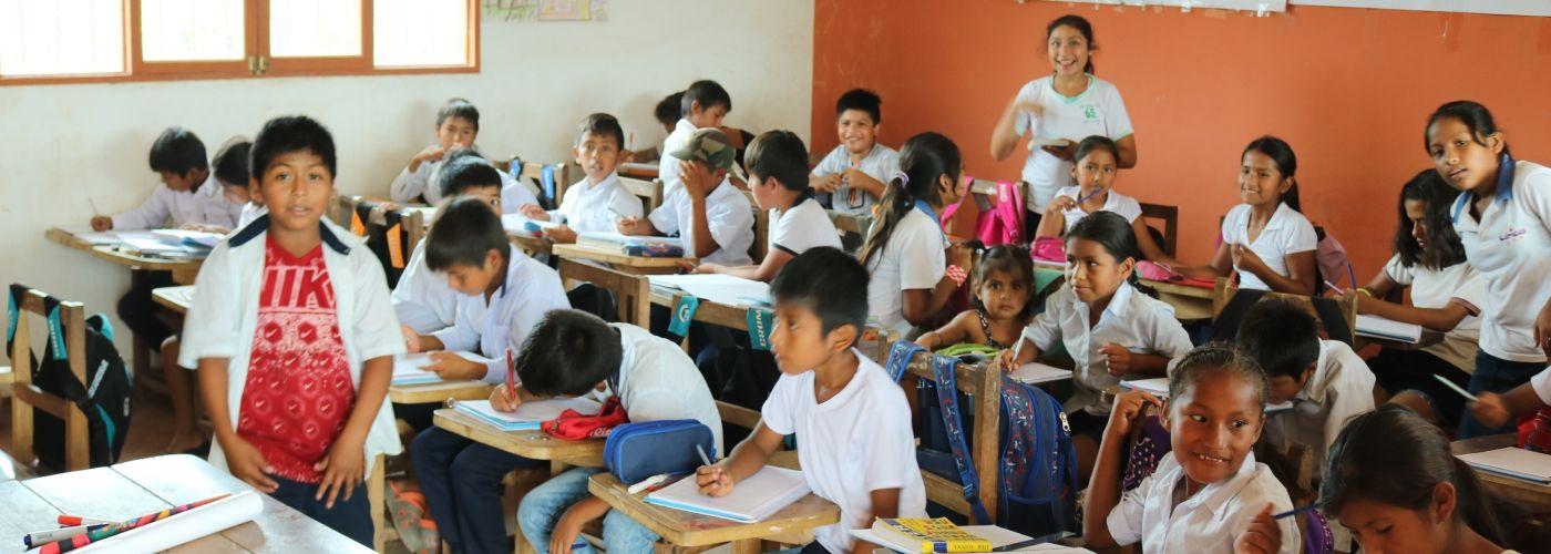 Straks kunnen er nog meer kinderen naar school!