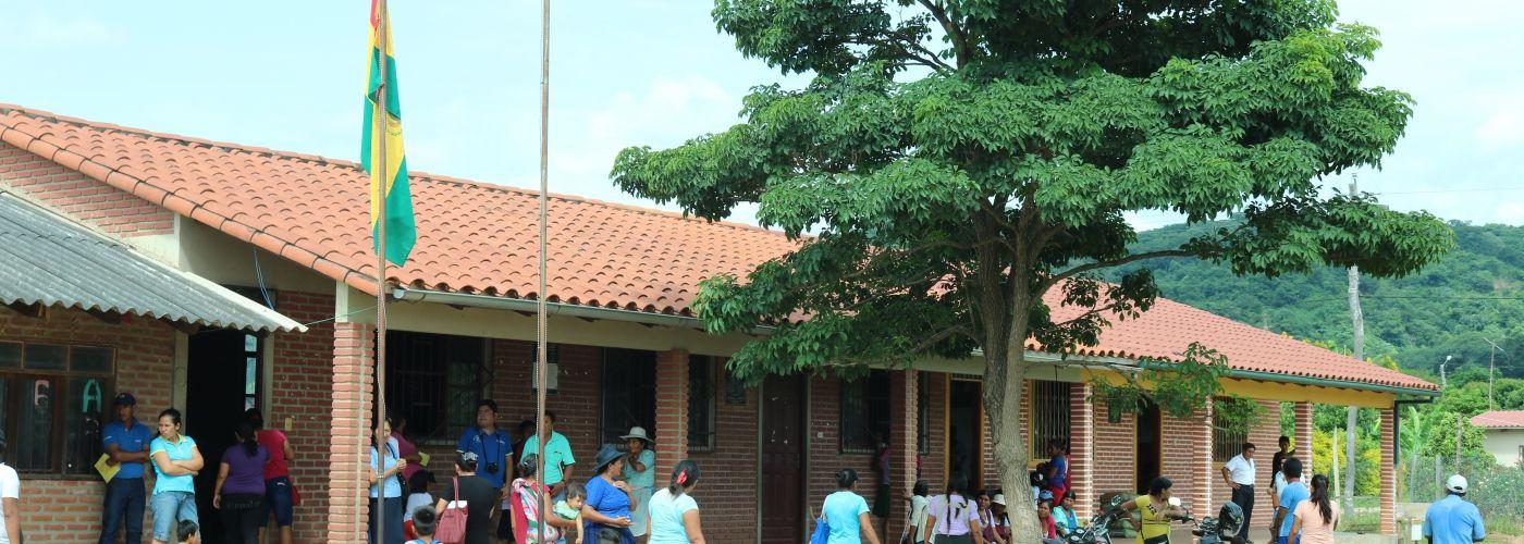 Binnenkort kan de school meer leerlingen welkom heten