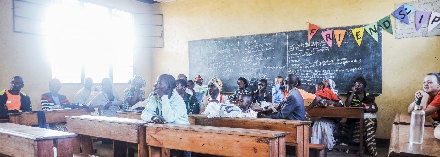 Onderwijs geeft perspectief