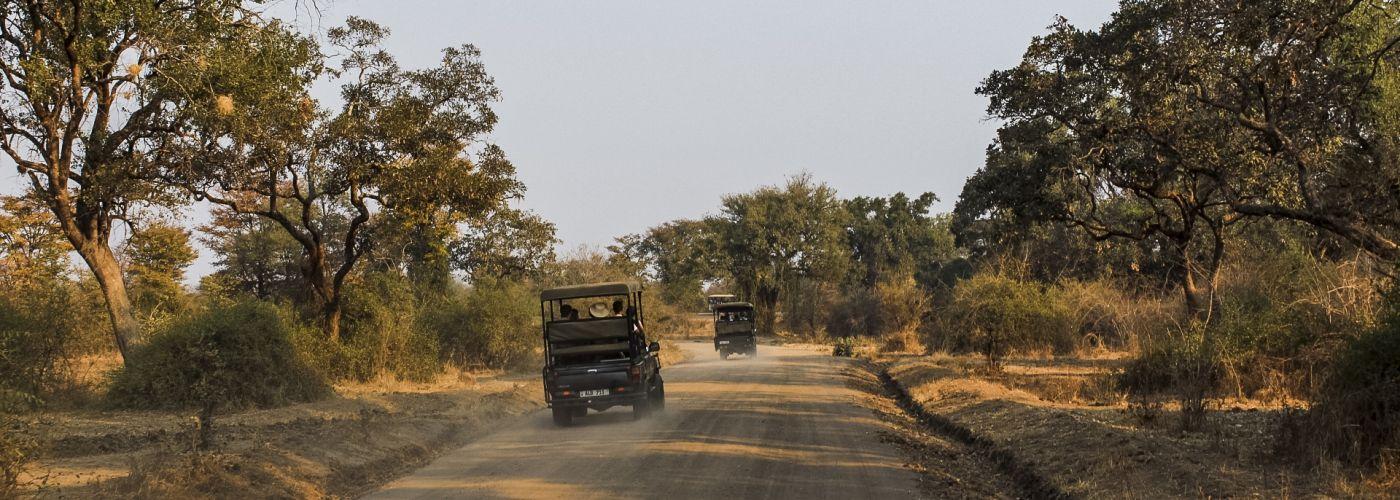Ga op avontuur in de Zambiaanse natuur
